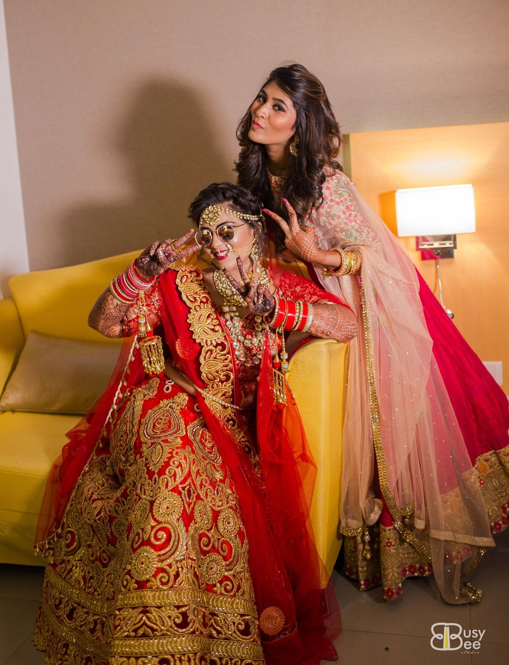 Photo From Dimple & Kumar Wedding - By Busy Bee Studio