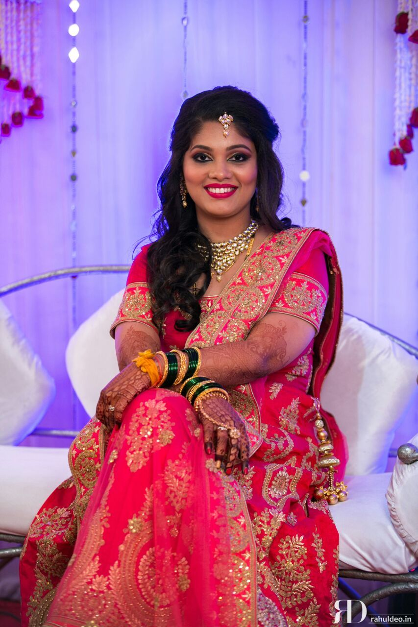 Photo From Bride Ankita - By Aksha Shah Mehendi Designer