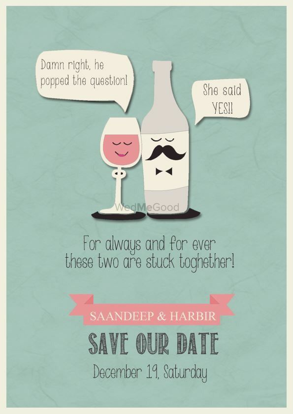 Photo From Save the Date - By Invitations by Its an Affair