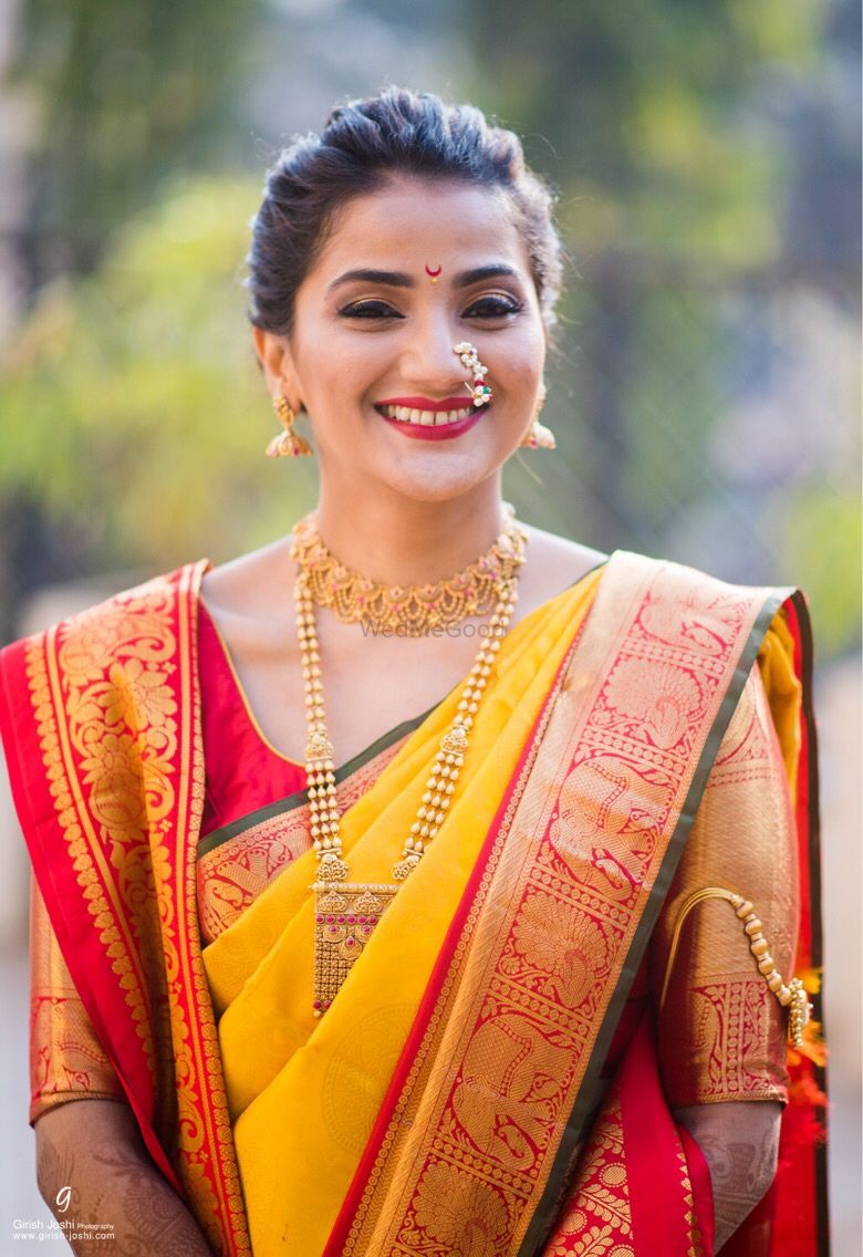 Photo From Regal Maharashtrian Wedding  - By Makeup by Tanvi