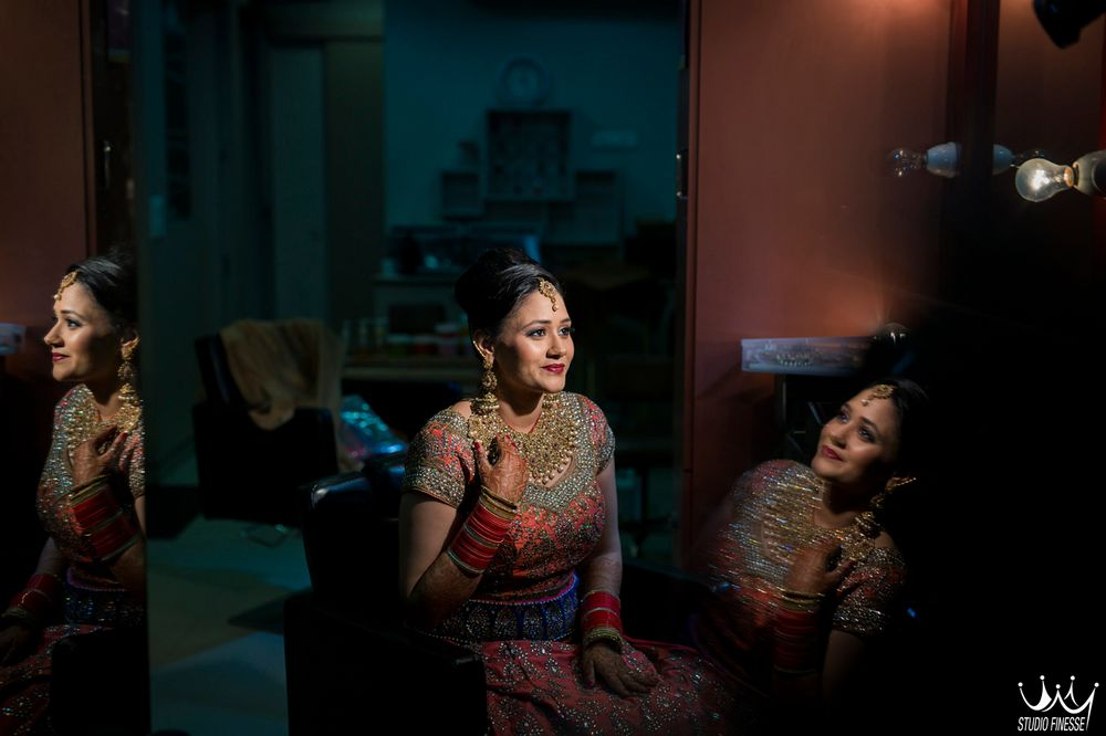 Photo From Shveta + Anant ''Beginning of their forever.'' - By Studio Finesse