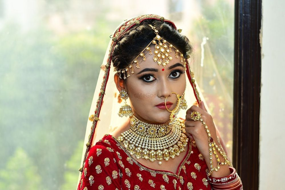 Photo From brides - By Makeup And Hair by Dikshi