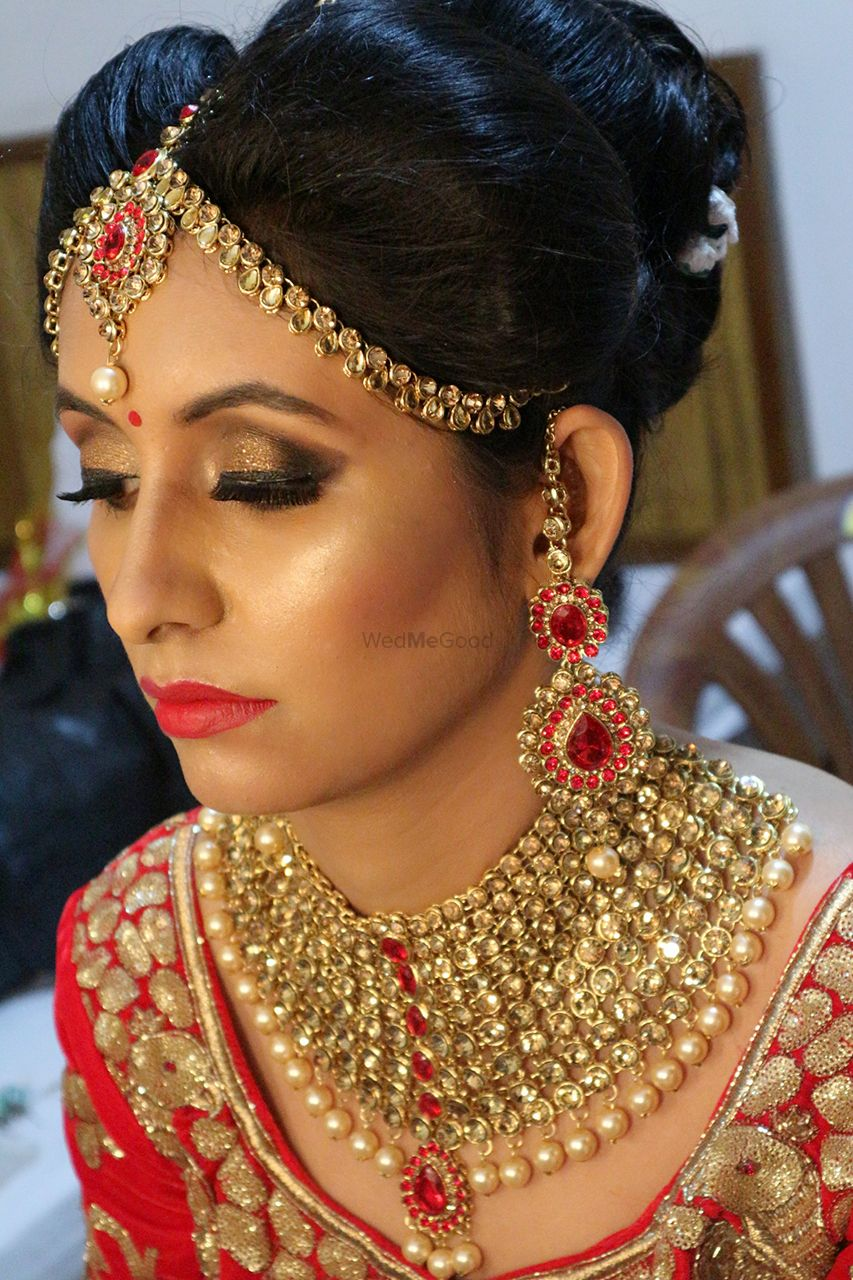 Photo From neha - By Divya Jaitly Makeup Artist