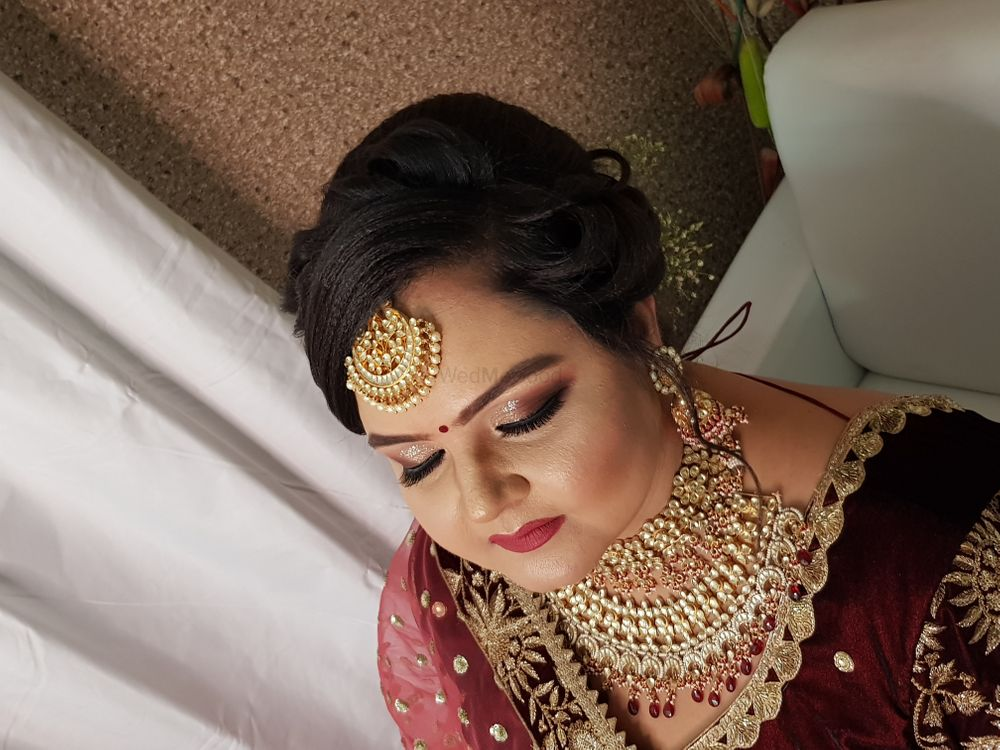 Photo From Bridal - By Pristine Makeovers