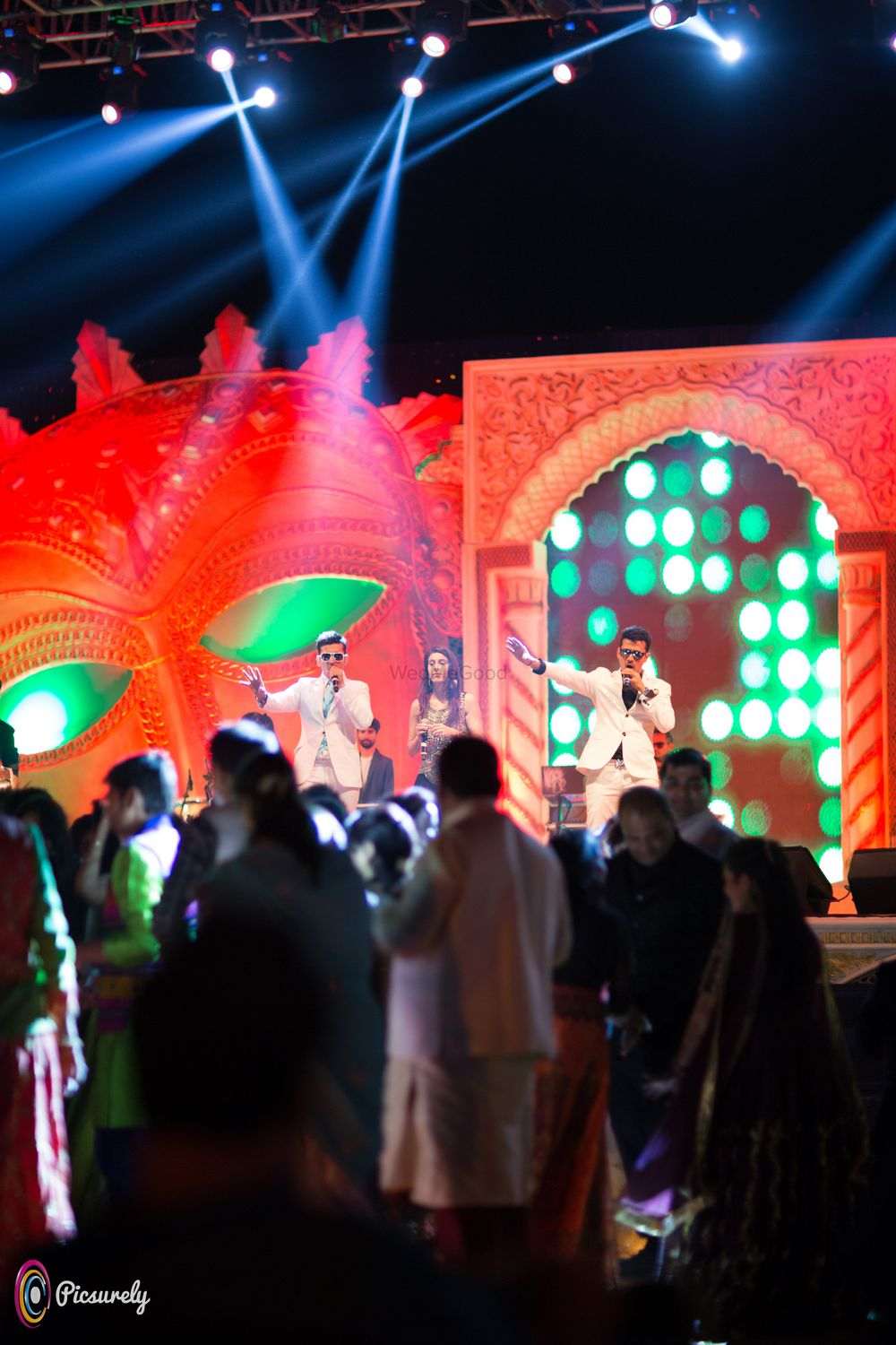 Photo From Aamby Valley Wedding - By Picsurely