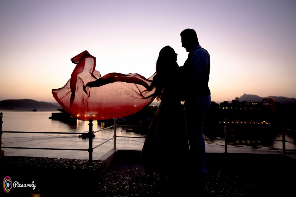 Photo From Udiapur Pre Wedding - By Picsurely