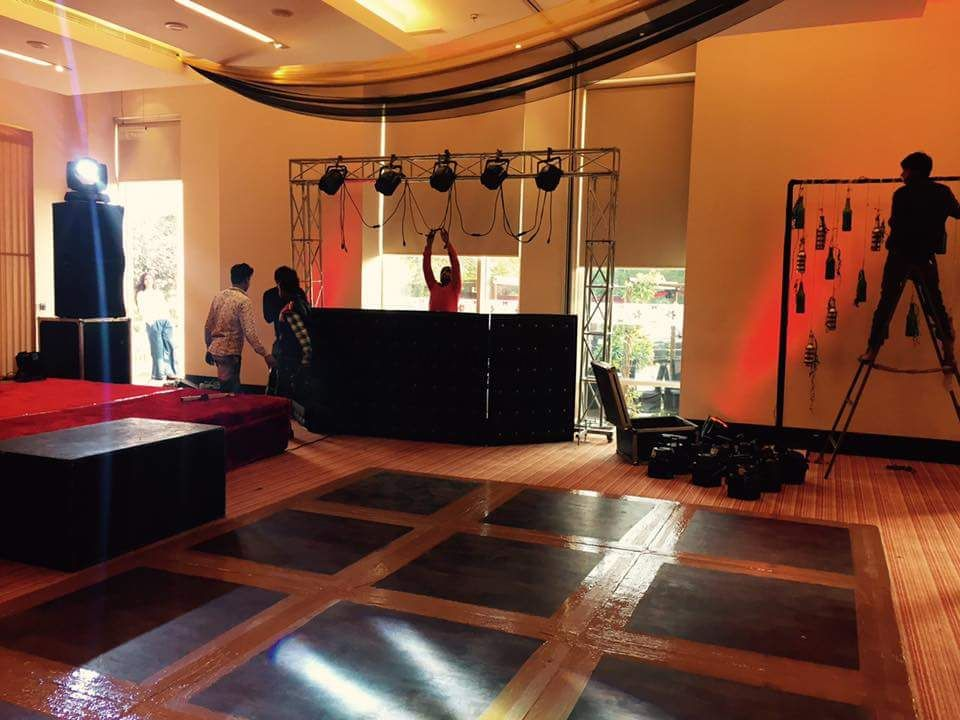 Photo From Cocktail Setup - Hollywood Theme - By Destination Weddings by Saurabh