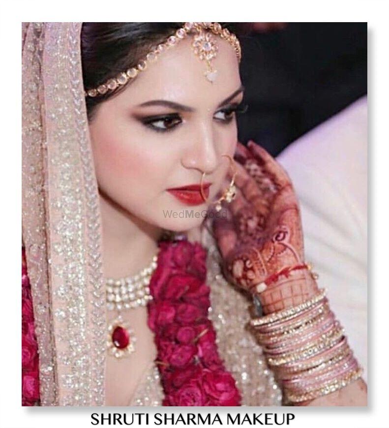 Photo From Monica  - By Shruti and Yashaswini Bridal Makeup