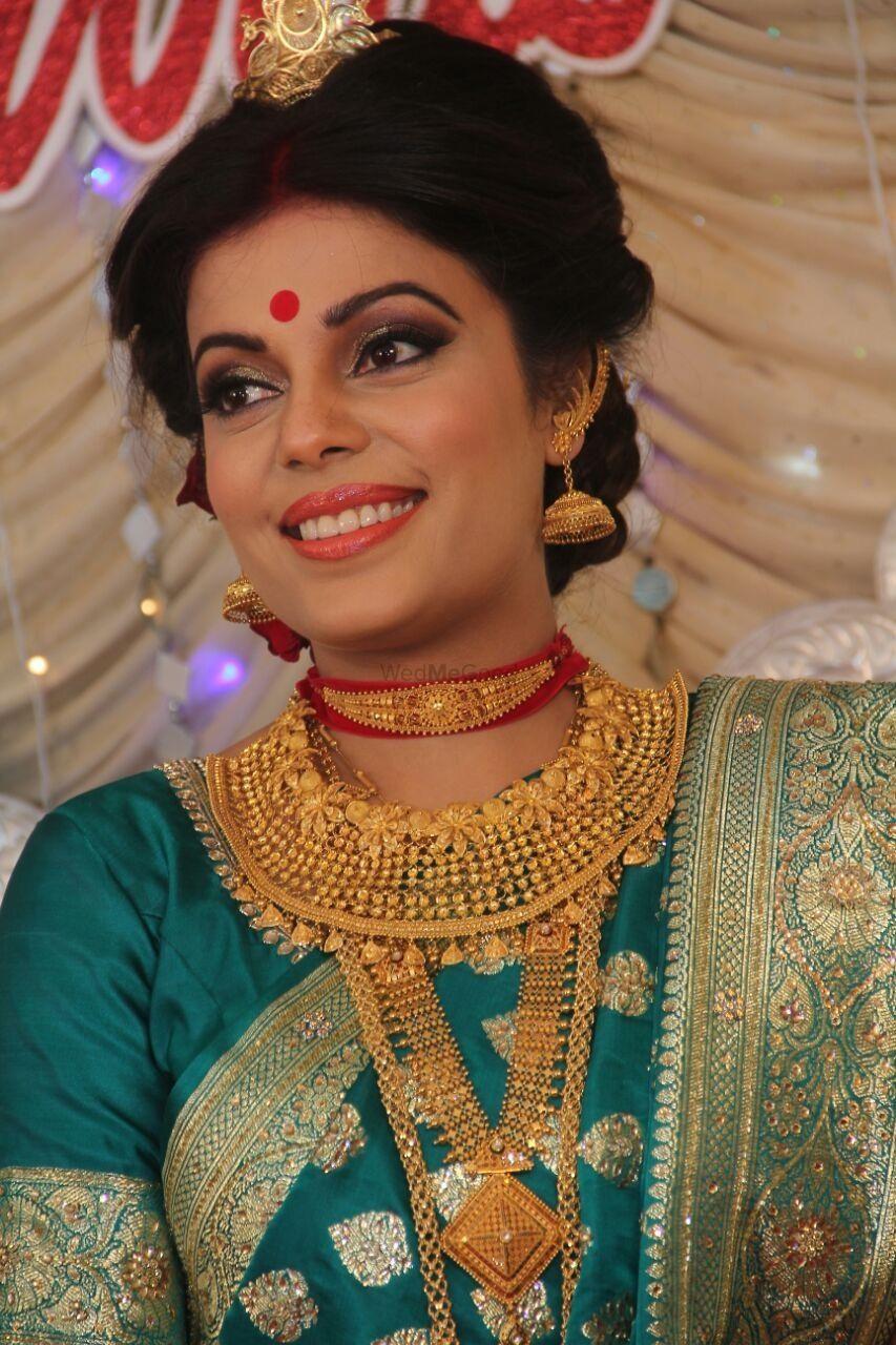 Photo From The Bengali Bride_ Sangeeta's Wedding and Reception - By Nivritti Chandra
