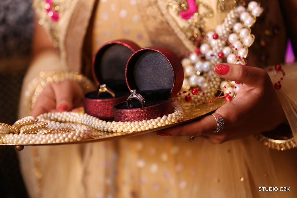 Photo From Engagement/ Ring Ceremony - By Studio C2K (The Foto Xperts)