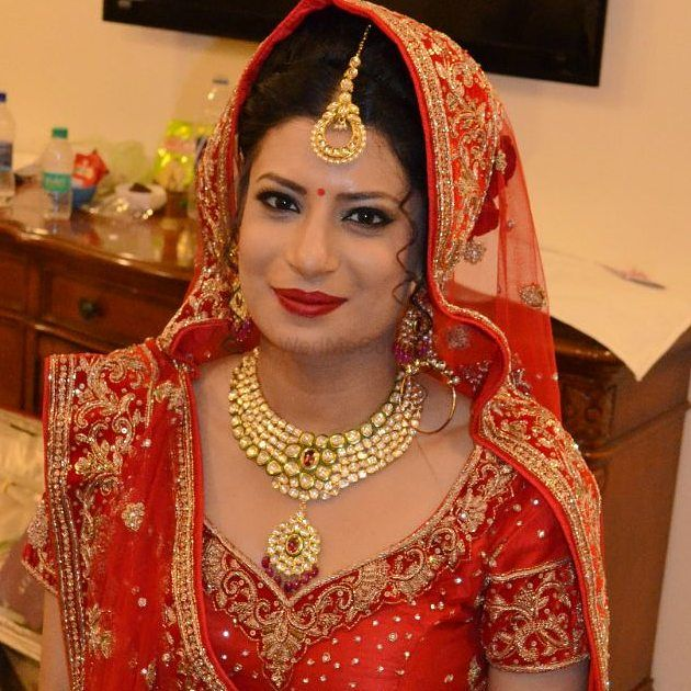 Photo From Akanksha - By Makeovers By Kamakshi Soni