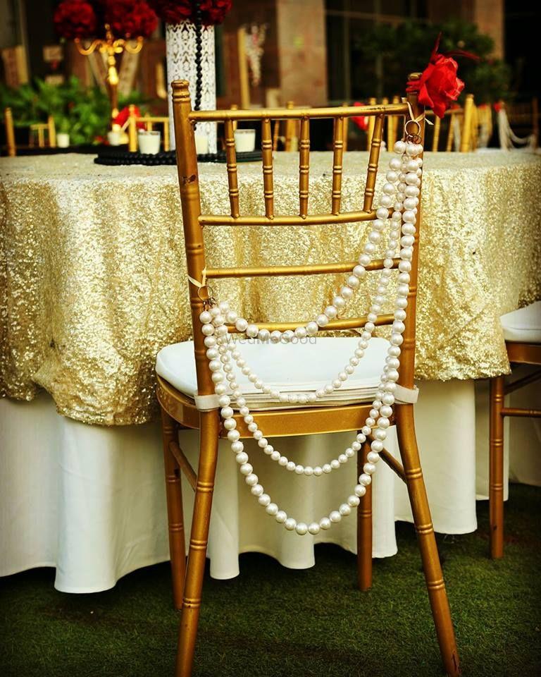 Photo of Pear chair decor