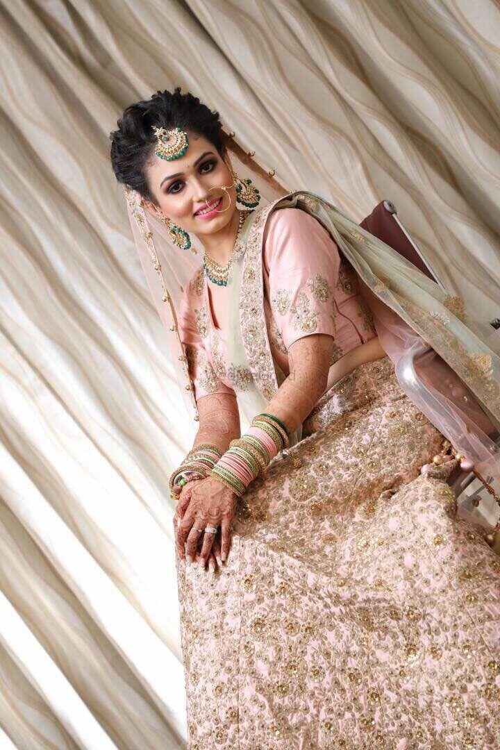 Photo From Bridal Makeup of NEHA - By Makeup by Parul Garg