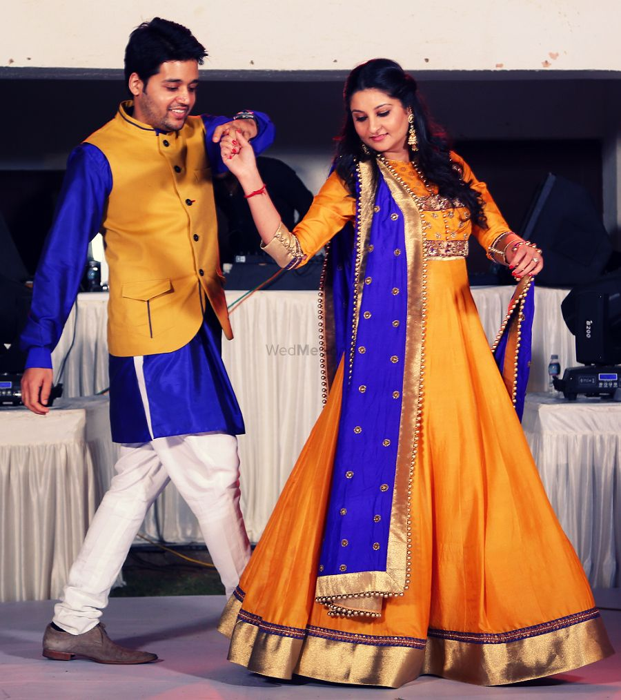 Photo From A traditional Gujrati wedding! - By IFE