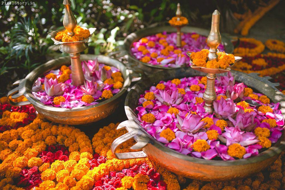 Photo From Nema & Vishal - By Ohana Fine Flowers