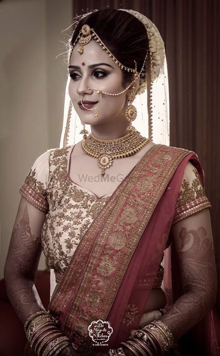 Photo From Sarita's wedding  - By Makeup by Parul Garg