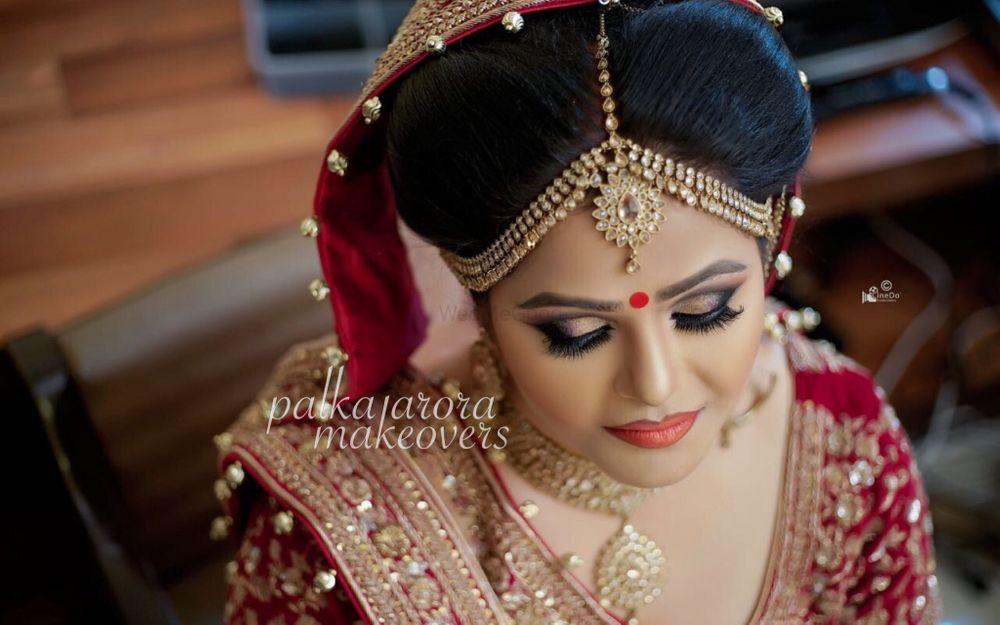 Photo From tanu goel - By Palka Arora Makeup Artist