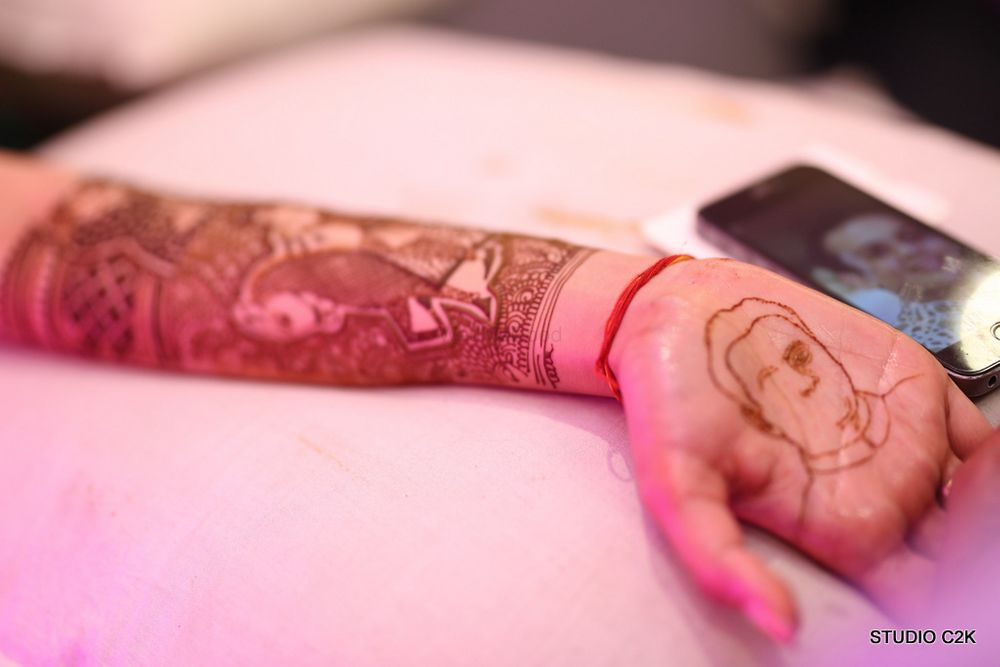 Photo From Mehendi - By Studio C2K (The Foto Xperts)