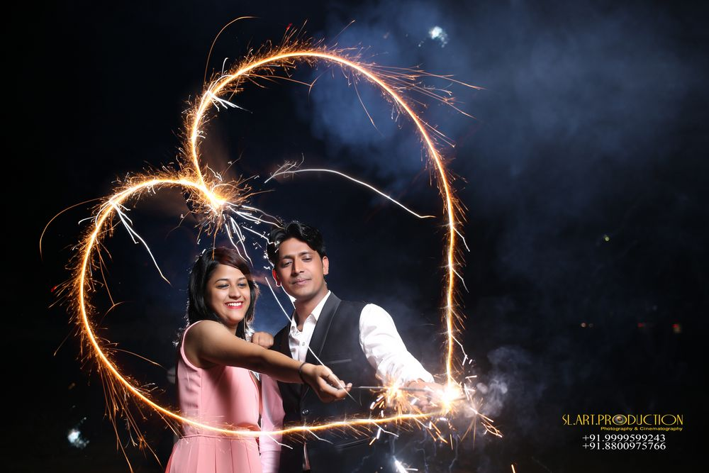 Photo From pre-wedding of ayush - By SL Art Production
