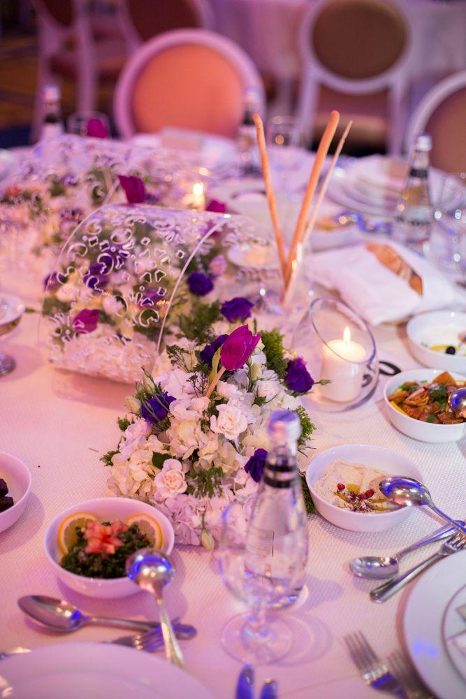 Photo of floral arrangement