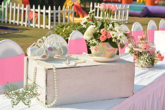 Photo From Vintage Tea Party - By Bespoke Designs