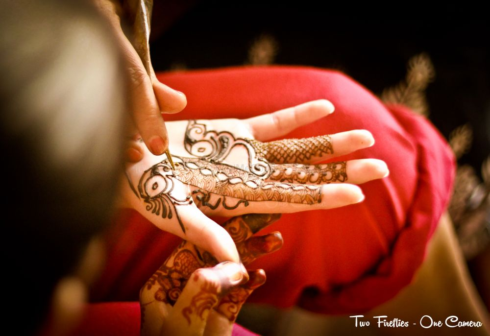 Photo From Bridal Mehndi - By Project Fireflies