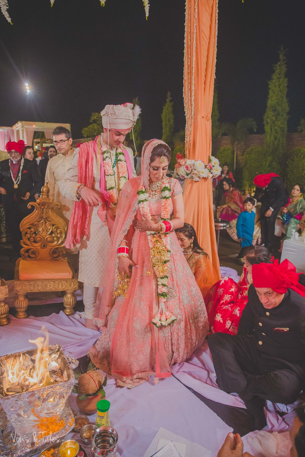 Photo From R x A | Wedding - By Vows & Tales
