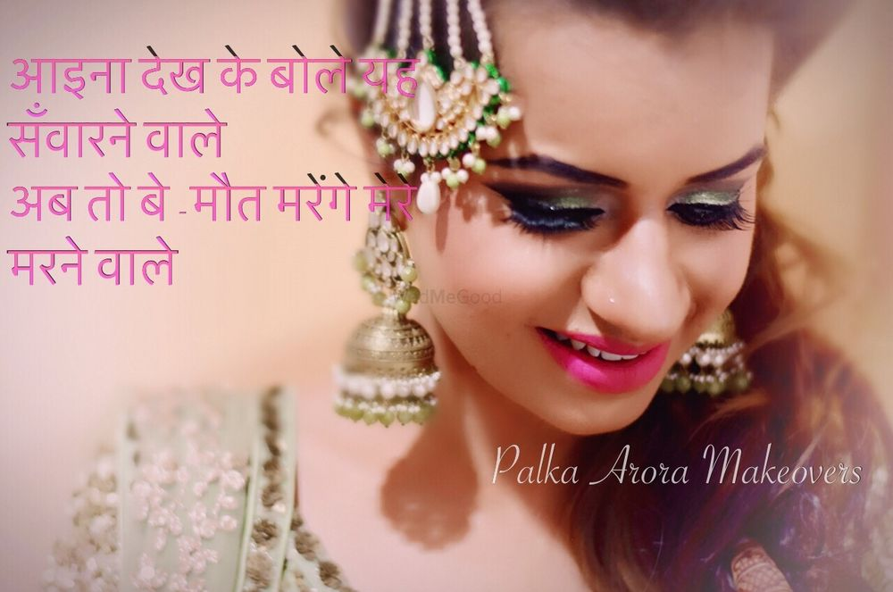 Photo From rnr destined - By Palka Arora Makeup Artist