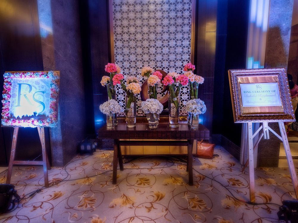 Photo From Engagement ceremony - By Ohana Fine Flowers