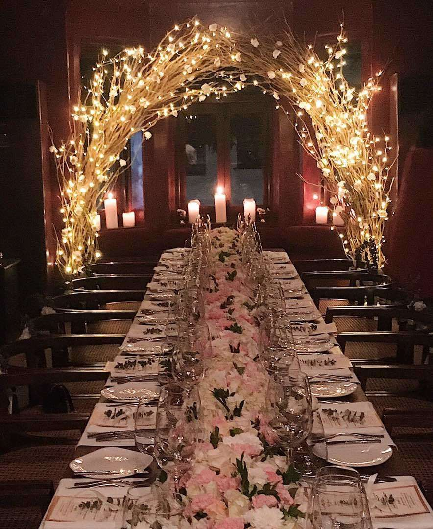 Photo of Unique table lighting decor