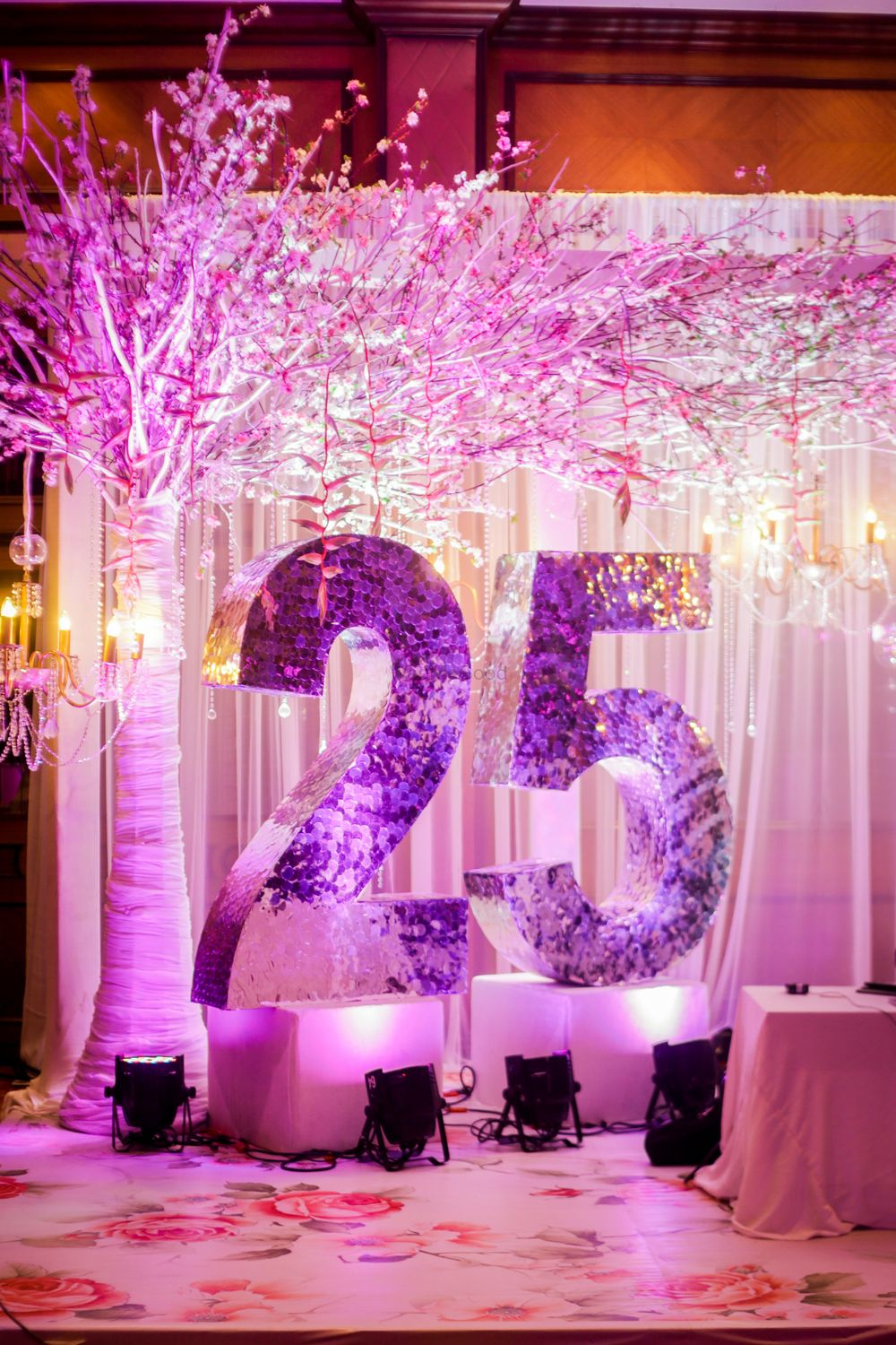 Photo From 25th Anniversary - By The Wedding Co