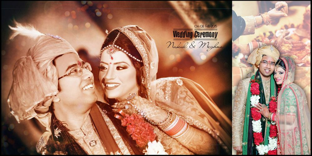 Photo From album design our speciality - By Dipak Studios Wedding Photography