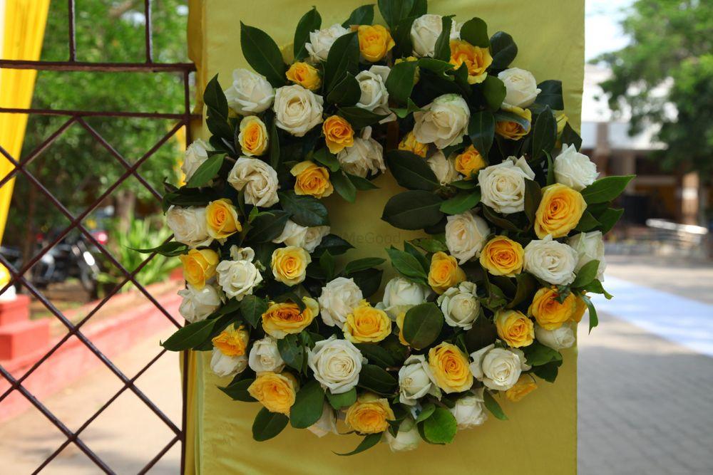 Photo From Divya & Girinath - By Ohana Fine Flowers