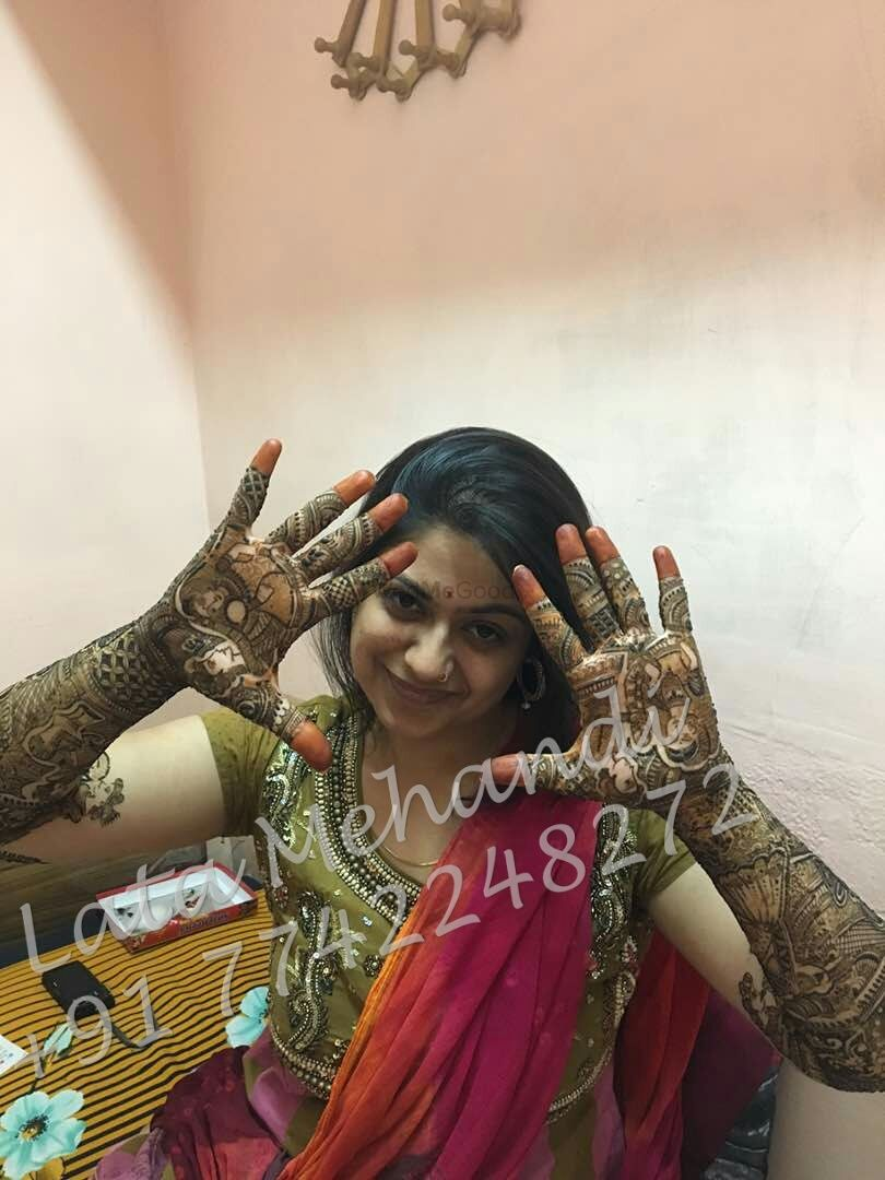 Photo From Mehandi to My best Friend - By Lata Mehandi