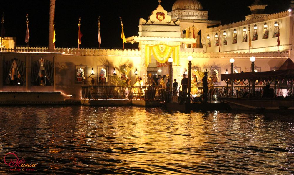 Photo From Royal Wedding (Udaipur, Rajasthan) - By Mansa Wedding & Events