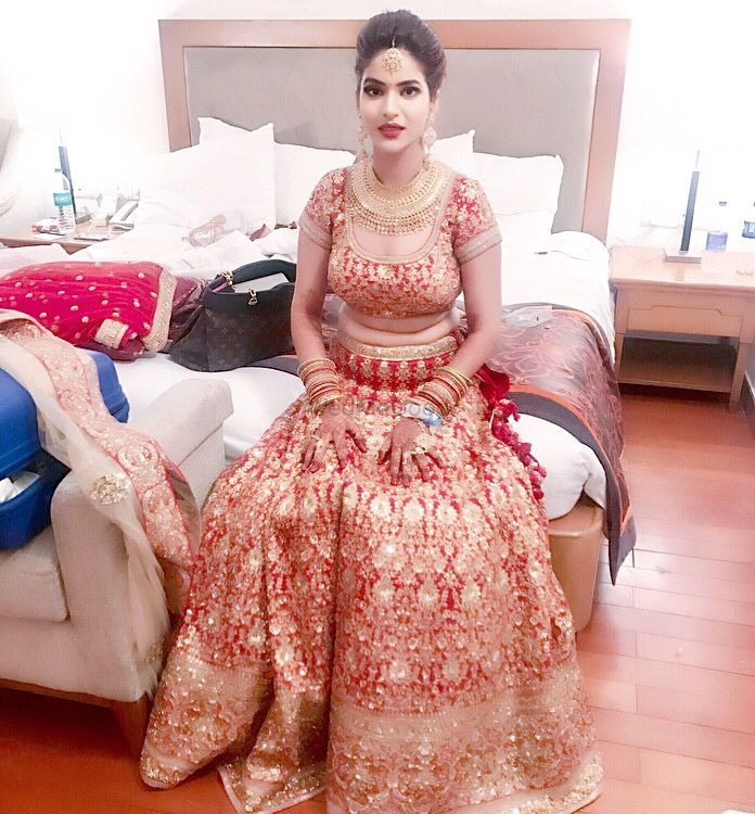 Photo From Disha  - By Shruti and Yashaswini Bridal Makeup