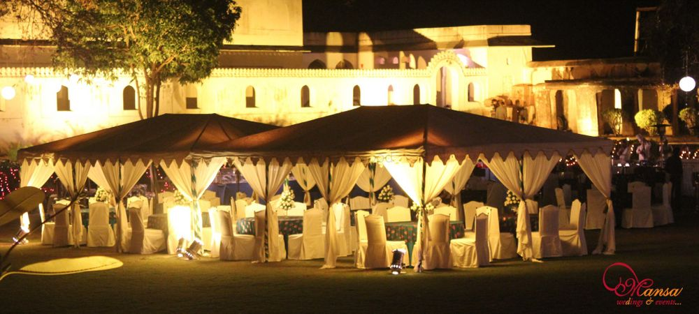 Photo From Regal Wedding (Samode, Rajasthan) - By Mansa Wedding & Events