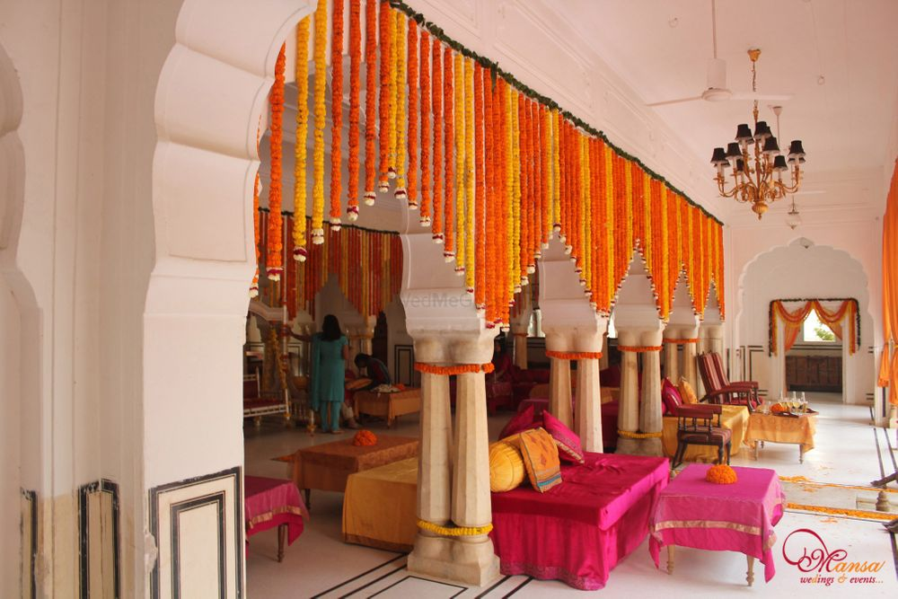 Photo From Regal Wedding (Samode, Rajasthan) - By Mansa Wedding & Events