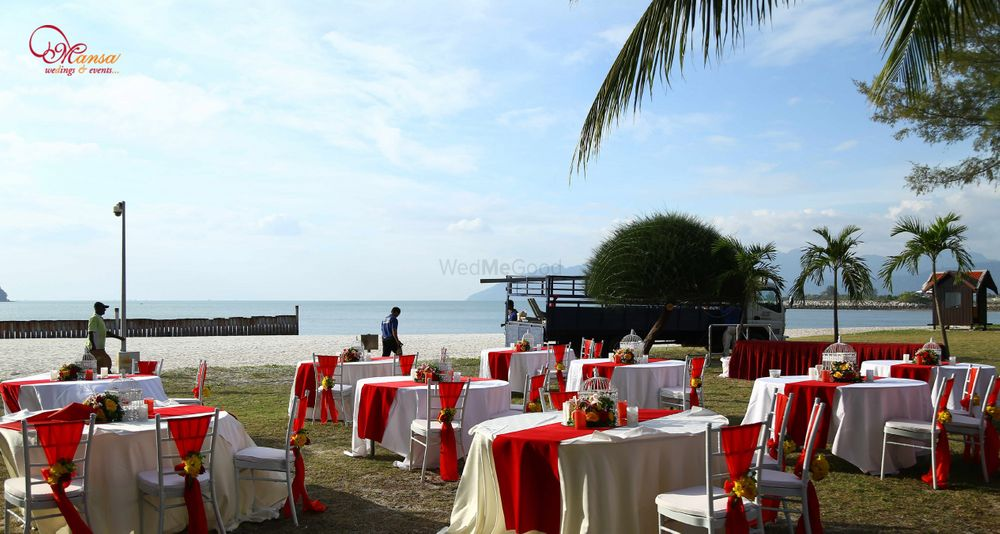 Photo From Beach Wedding (Langkawi, Malaysia) - By Mansa Wedding & Events