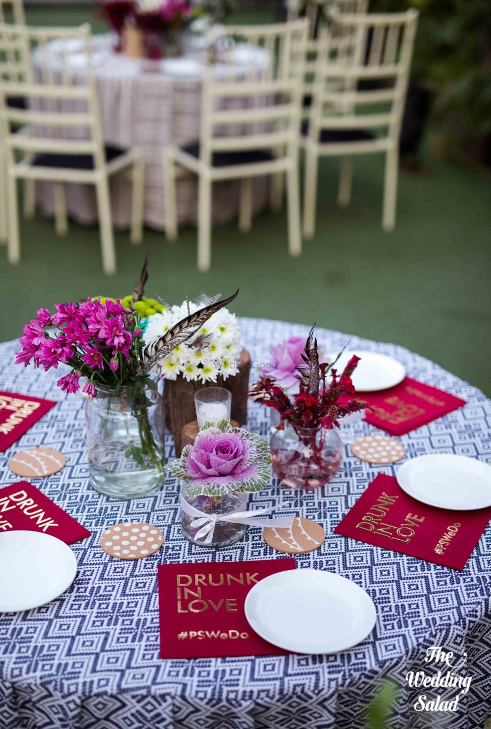 Photo From BohoChic Cocktail - By Vintage Nutters