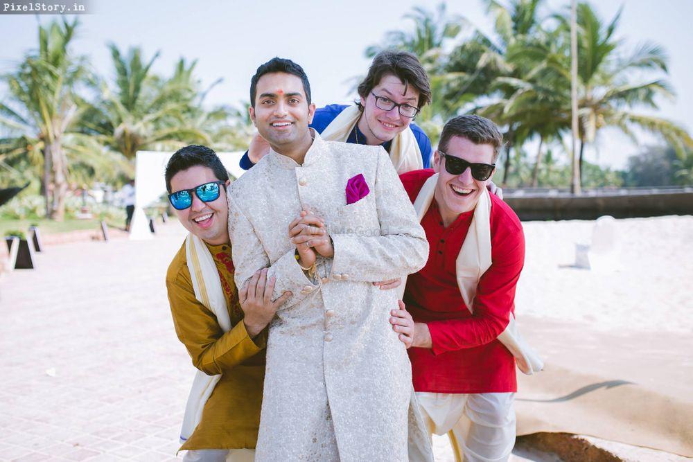 Photo From Konkani Wedding by the beach - HolidayInn Goa - By Pixelstory.in
