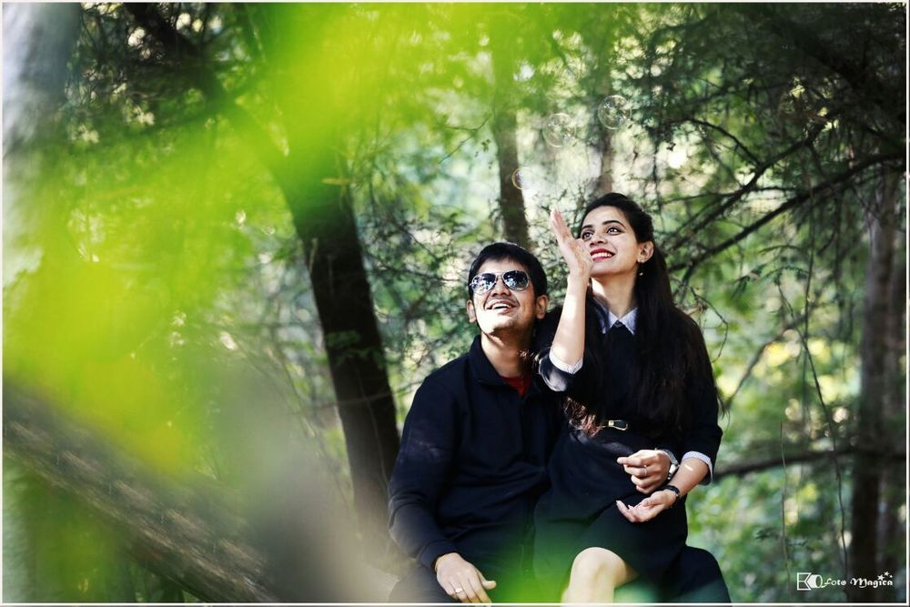 Photo From Pre Wedding: Its Blossom of Love - By FotoMagica Photography