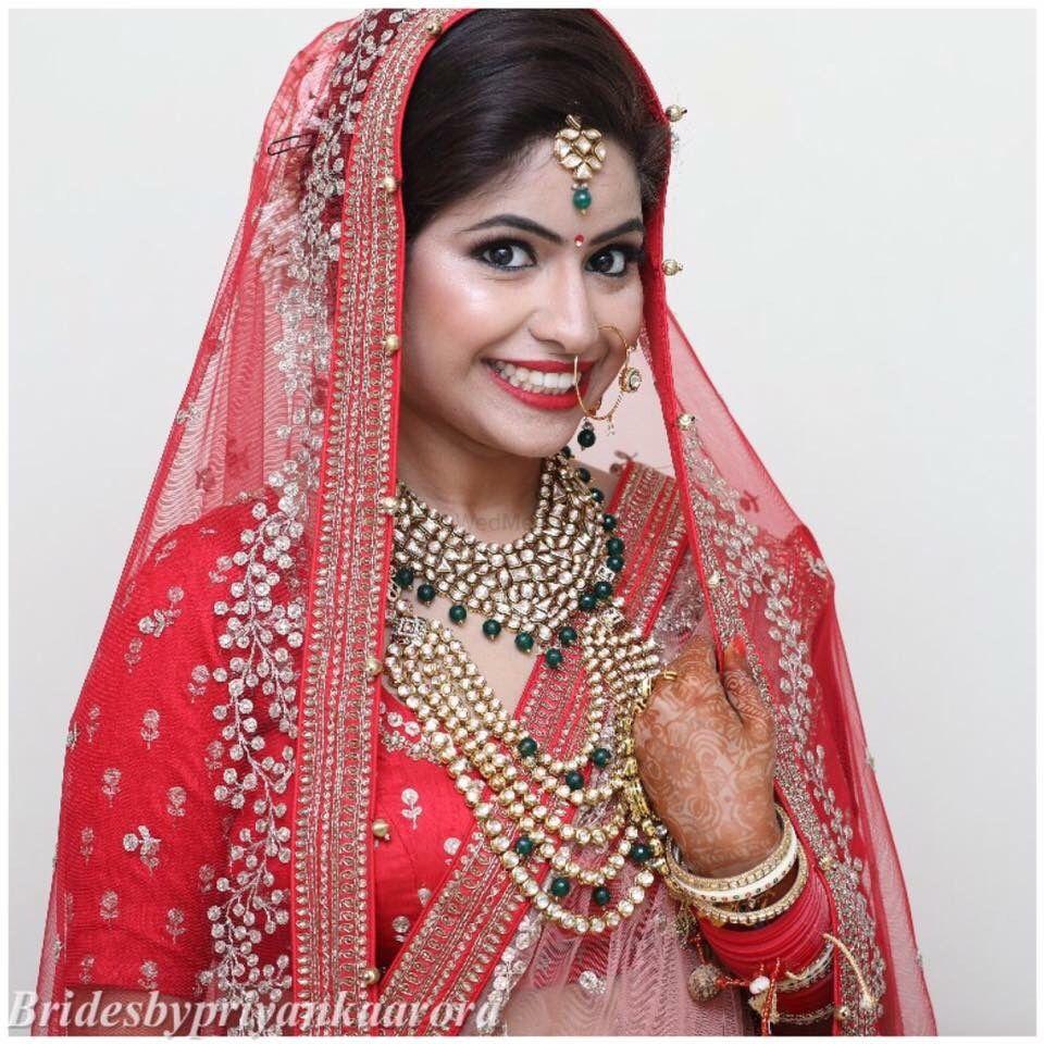 Photo From Brides  - By Priyanka Gogia Makeup