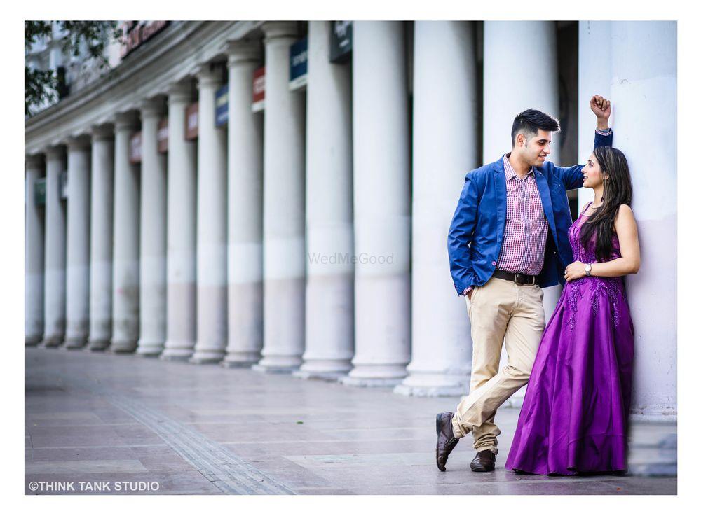 Photo From Pre Wedding - Delhi Pre Wedding - By Think Tank Studio
