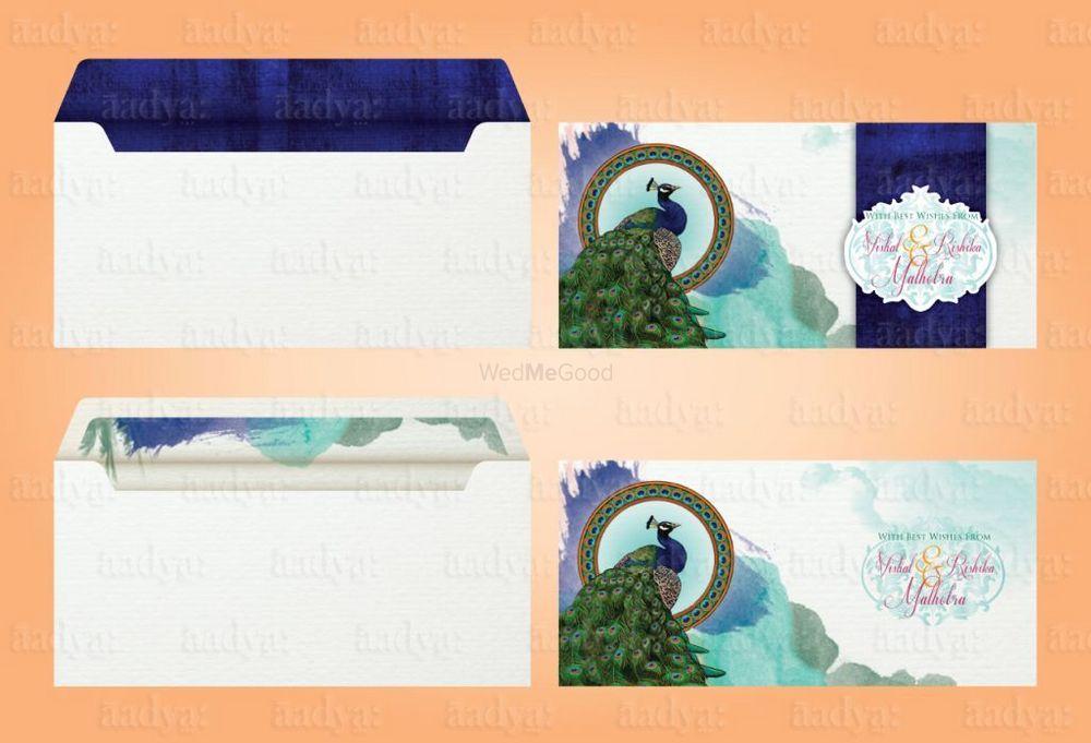 Photo of sagan envelopes