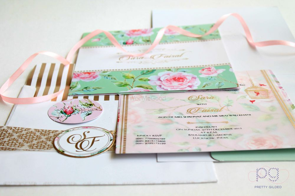 Photo From Vintage Floral - By Pretty Gilded Designs