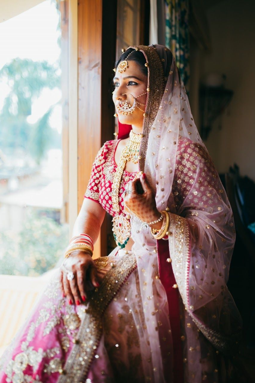 Photo of Beautiful bride shot