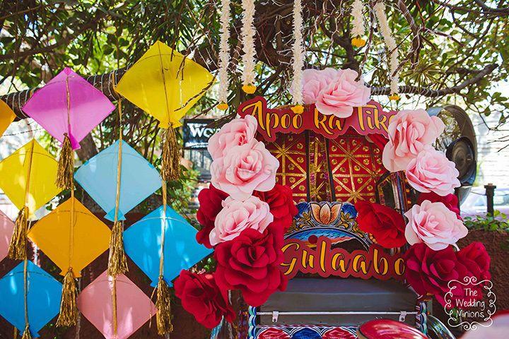 Photo of Fun mehendi photobooth