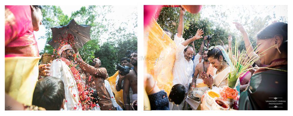 Photo From Sangeetha & Kaushik - By Vaijayanti Varma Photography