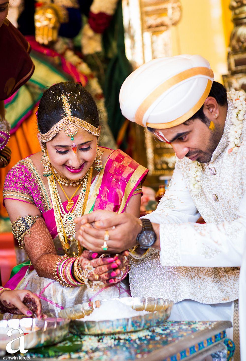 Photo From Sahana & Vijay - By Ashwin Kireet Photography